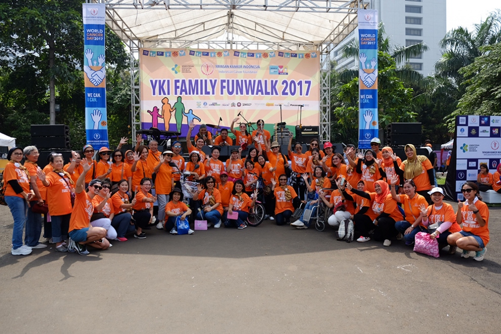 ICF Organizers of Family Fun Walk and Celebrities.jpg