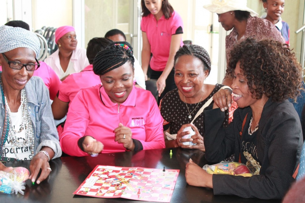 World Cancer Day 2017: Women in Action uses games for education