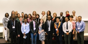 2015 SPARC awardees at the 2016 World Cancer Congress