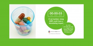 Norwegian Cancer Society's AMR campaign